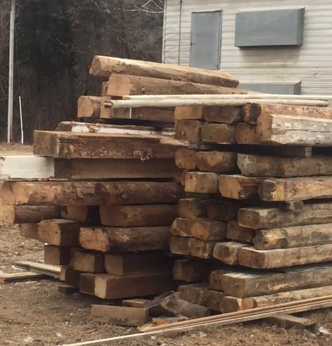 Wood Beams 1